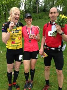 Ännu en bild med Anders Holmer, Karin Dahlin och Martin stegmark
